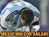 Messi'ye ne oluyor?